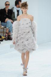 Alexandra Elizabeth - Chanel Fall 2014 Couture
