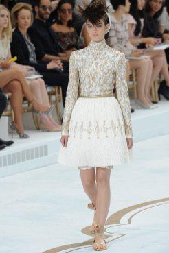 Sam Rollinson - Chanel Fall 2014 Couture