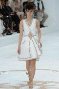 Mona Matsuoka - Chanel Fall 2014 Couture