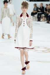 Grace Hartzel - Chanel Fall 2014 Couture