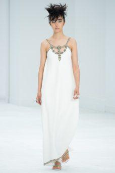Ji Young Kwak - Chanel Fall 2014 Couture