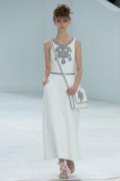 Ondria Hardin - Chanel Fall 2014 Couture