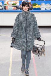 Stella Tennant - Chanel Fall 2014