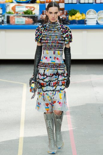 Tabitha Pernar - Chanel Fall 2014