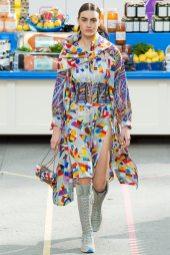 Ronja Furrer - Chanel Fall 2014