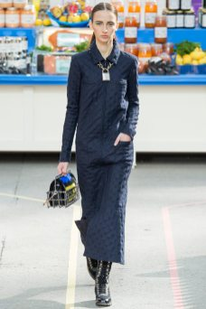 Waleska Gorczevski - Chanel Fall 2014