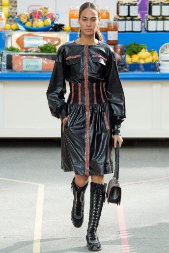 Joan Smalls - Chanel Fall 2014