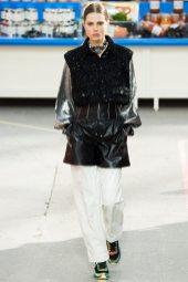 Caroline Brasch Nielsen - Chanel Fall 2014