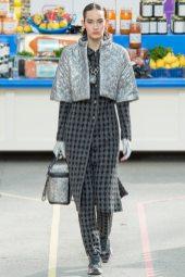 Mona Matsuoka - Chanel Fall 2014