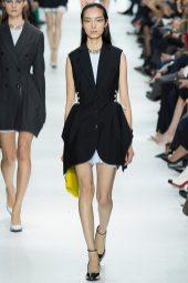 Fei Fei Sun - Christian Dior Fall 2014