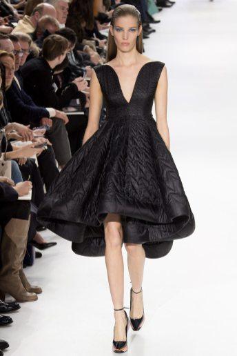 Alisa Ahmann - Christian Dior Fall 2014