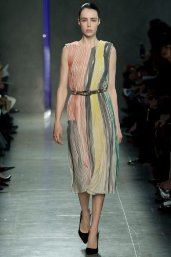 Edie Campbell - Bottega Veneta Fall 2014