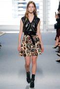 Julia Jamin - Louis Vuitton Fall 2014