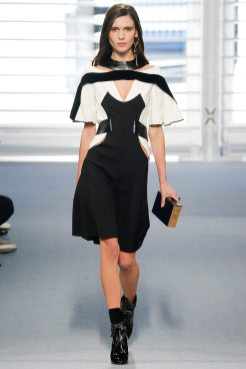 Iana Godnia - Louis Vuitton Fall 2014