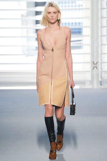 Milou Van Groesen - Louis Vuitton Fall 2014