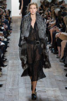 Karlie Kloss - Michael Kors Fall 2014