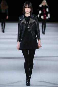 Mae Mei Lapres - Saint Laurent Fall 2014