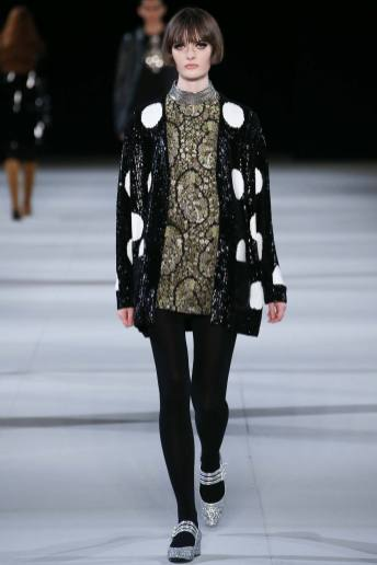 Sam Rollinson - Saint Laurent Fall 2014