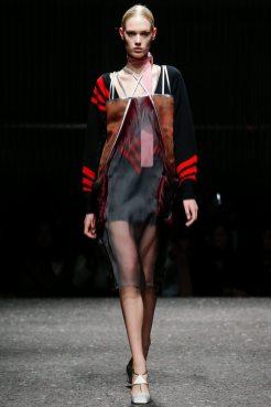 Charlene Hoegger - Prada Fall 2014