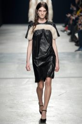 Carly Moore - Christopher Kane Fall 2014