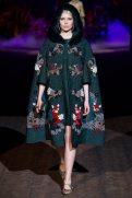 Ola Rudnicka - Dolce & Gabbana 2014 Sonbahar-Kış Koleksiyonu