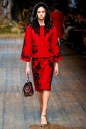 Dolce & Gabbana 2014 Sonbahar-Kış
