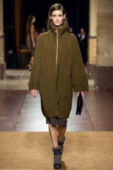 Ophelie Guillermand - Hermès 2014 Sonbahar-Kış Koleksiyonu