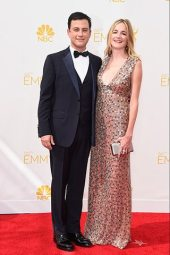 Jimmy Kimmel / Gucci & Molly McNearney