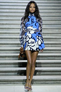 Malaika Firth - Miu Miu Resort 2015