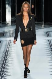 Malaika Firth - Versus Versace Spring 2015