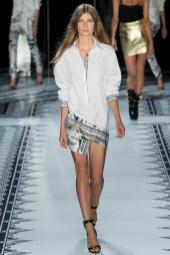 Luca Gadjus - Versus Versace Spring 2015