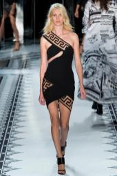 Julia Frauche - Versus Versace Spring 2015