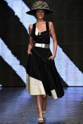 Yumi Lambert - Donna Karan Spring 2015