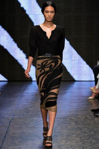 Chiharu Okunugi - Donna Karan Spring 2015