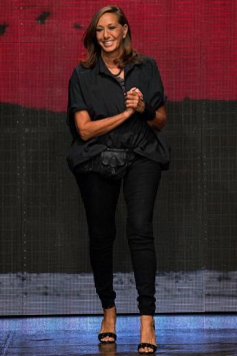 Donna Karan - Donna Karan Spring 2015