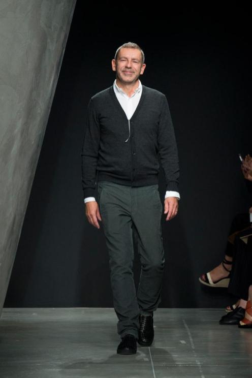 Tomas Maier - Bottega Veneta Spring 2015
