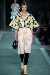 Irina Liss - Marc by Marc Jacobs Spring 2015