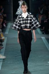 Towa Wahlin - Marc by Marc Jacobs Spring 2015