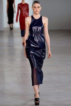 Serena Archetti - Calvin Klein Collection Spring 2015