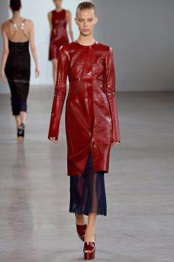 Lexi Boling - Calvin Klein Collection Spring 2015