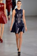 Tiana Perry - Calvin Klein Collection Spring 2015
