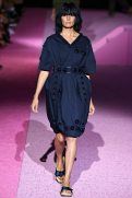 Cameron Russell - Marc Jacobs Spring 2015