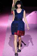 Jessica Stam - Marc Jacobs Spring 2015
