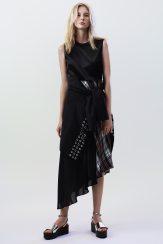 Nastya Sten - McQ Alexander McQueen Spring 2015