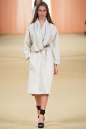 Sabina Lobova - Hermès Spring 2015