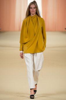 Vanessa Axente - Hermès Spring 2015