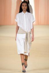 Luping Wang - Hermès Spring 2015