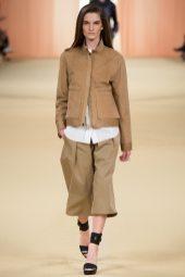 Carly Moore - Hermès Spring 2015
