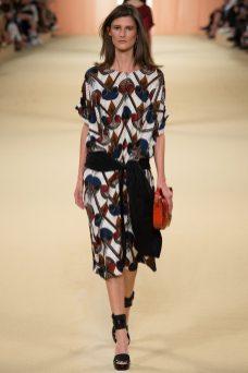 Marie Piovesan - Hermès Spring 2015