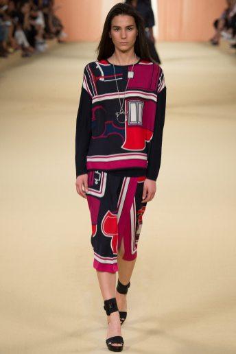 Mijo Mihaljcic - Hermès Spring 2015